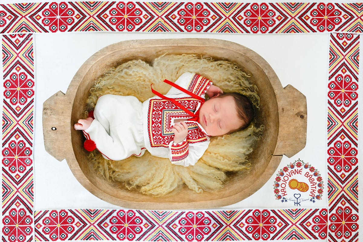 Baby in a bowl