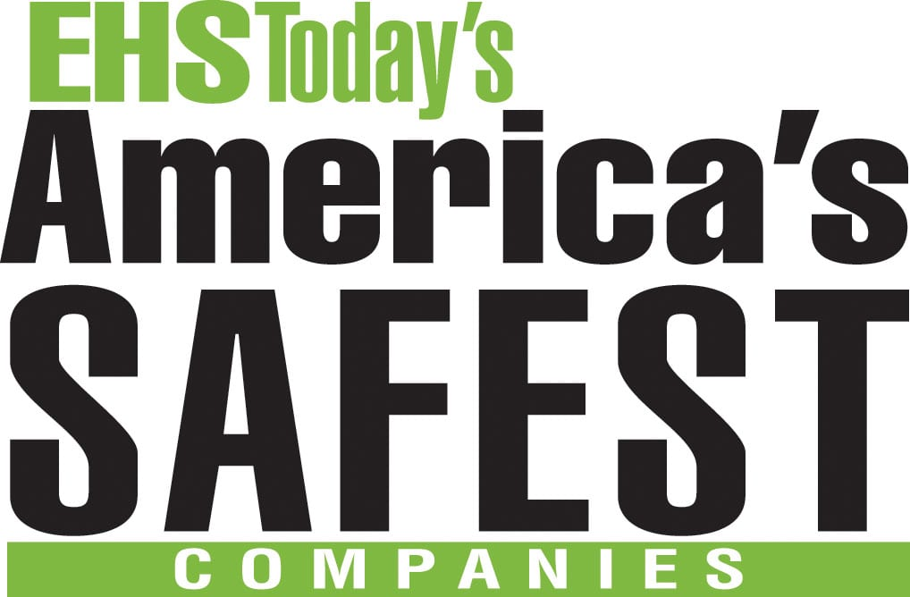 EHS Today's America's Safest Companies logo large size