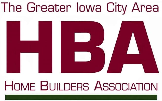 Greater Iowa City Area Home Builders Association logo large