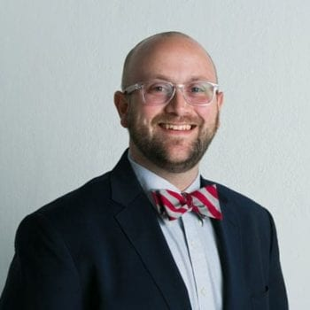 Nicholas Hartmann, Ph.D., Director of Learning and Civic Engagement