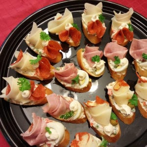 open-faced-sandwiches